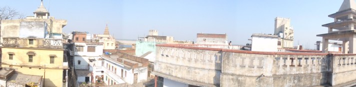 Varanasi Panorma