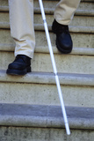 cristina-blind-man-descending-stairs