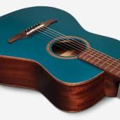 teal accoustic